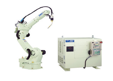 Industrial 4 Axis Robotic Welding Systems For Automotive Assembly Line 220V
