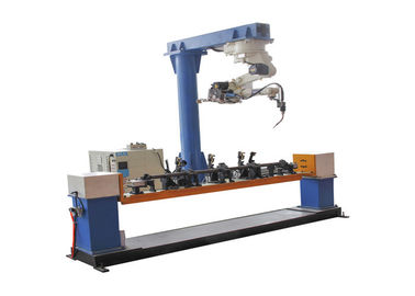 380V Car Auto Welding Machine , Long Warranty Robotics In Automotive Manufacturing