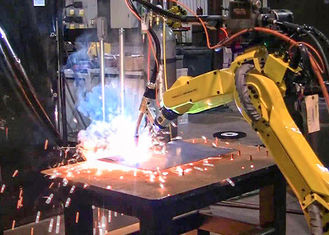 Highly Flexible Palletizing Robotic Automation Systems For Automotive Manufacturing