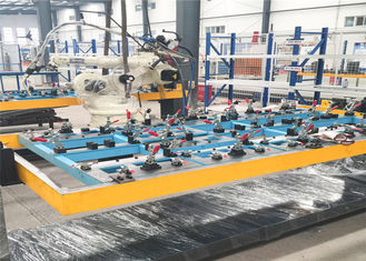Animal Husbandry Automatic Welding System , Rapid Robotic Automation Systems
