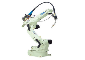 Fully Automatic Robotic Welding Systems Under Body Space Frame Rockers